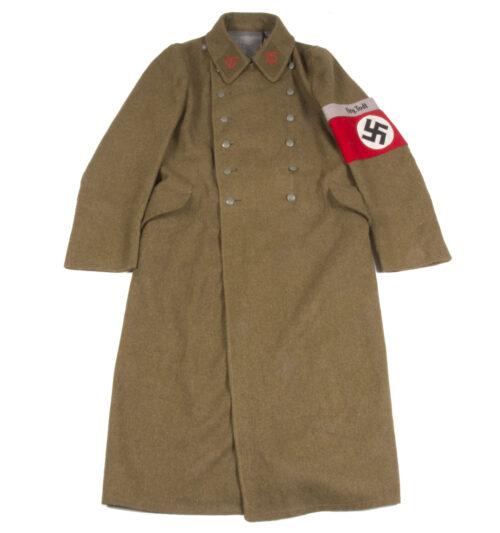 Organisation Todt Overcoat