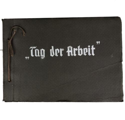 (Photoalbum) Tag der Arbeit (193419351936) - RARE!