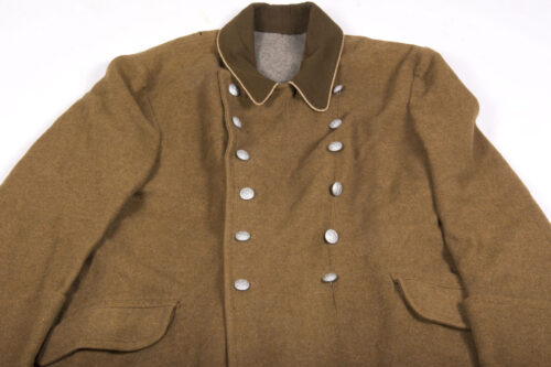(RMfdbO) A Reich Ministry For The Occupied Eastern Territories Officer's Greatcoat