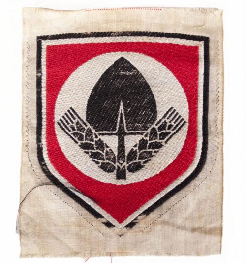 Reichsarbeitsdienst (RAD) Sportshirt emblem