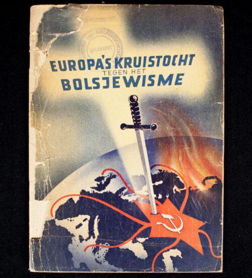 (SS brochure) Europa's kruistocht tegen het Bolsjewisme (1942)