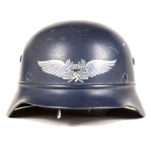Simply a very nice and honest RLB beaded helmet, much rarer than the regular gladiator helmets.