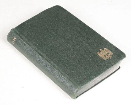 Soldatenfreund - Ausgabe A Das heer (Wehrmacht) (1936)