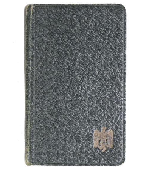 Soldatenfreund - Ausgabe A Das heer (Wehrmacht) (1937)