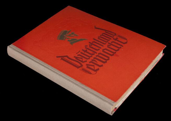 (Book) Deutschland Erwacht. Werden, Kampf und Sieg der NSDAP. First red Edition