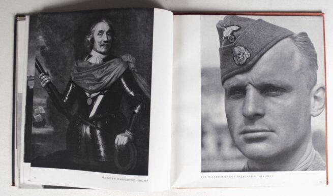 (Book) Dutch Waffen SS - In 't Verleden Ligt het Heden (1944)