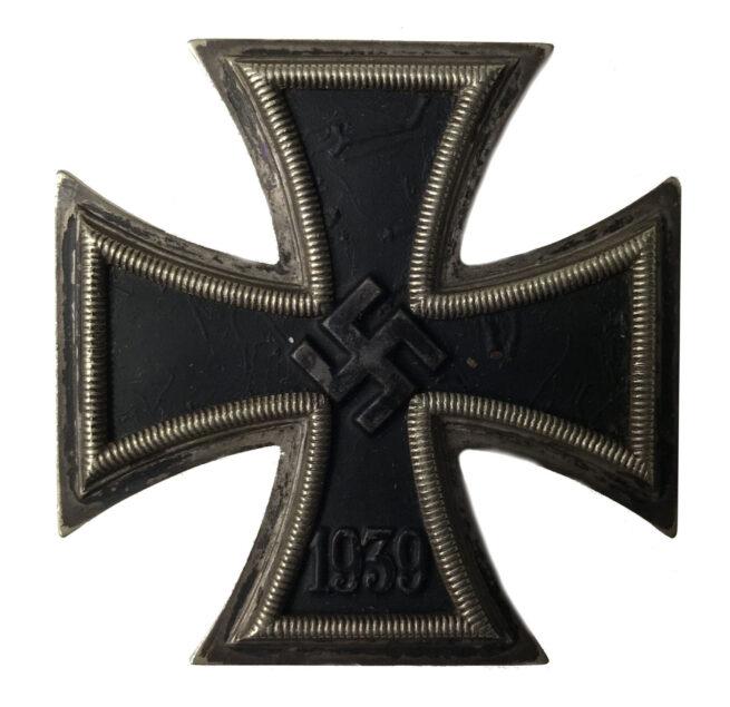 Eisernes Kreuz Erste Klasse (EK1) Iron Cross First Class (Maker Klein & Quenzer)