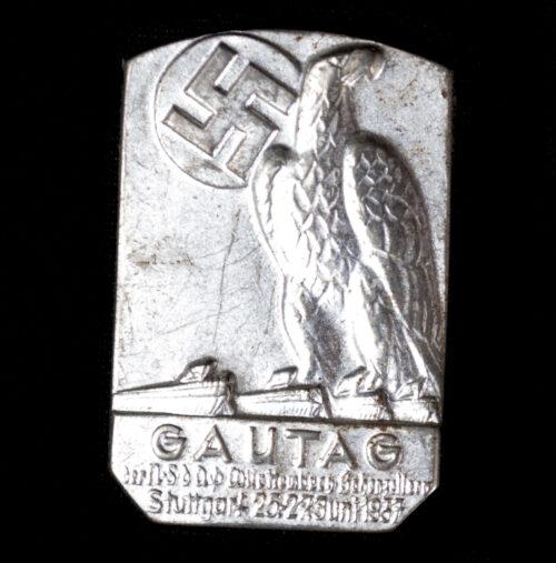 Gautag der NSDAP Württemberg-Hohenzollern Stuttgart 1937