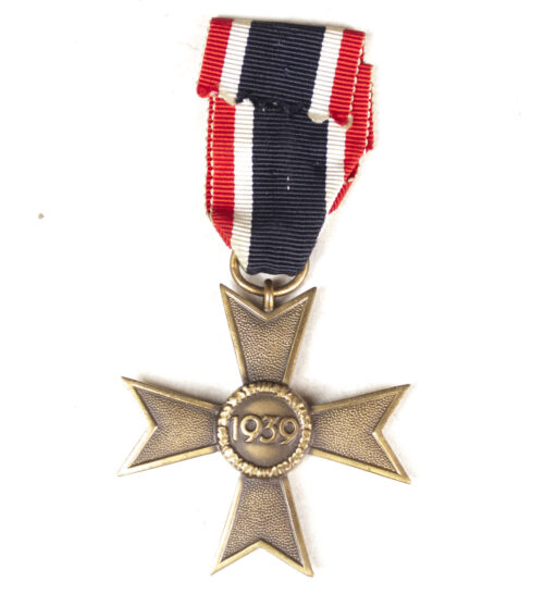 Kriegsverdienstkreuz (KVK) Ohne Schwerter / War Merit Cross without swords