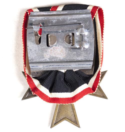 Kriegsverdienstkreuz Ohne Schwerter (KVK) Einzelspange War Merit Cross (single mount)