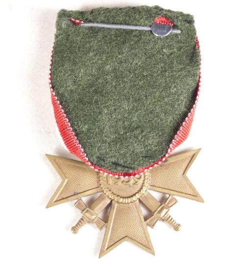 Kriegsverdienstkreuz mit Schwerter (KVK) Einzelspange / War Merit Cross with Swords
