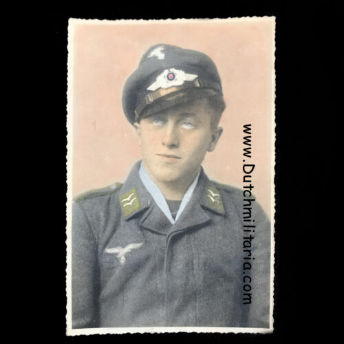 Luftwaffe (Lw) colored photo