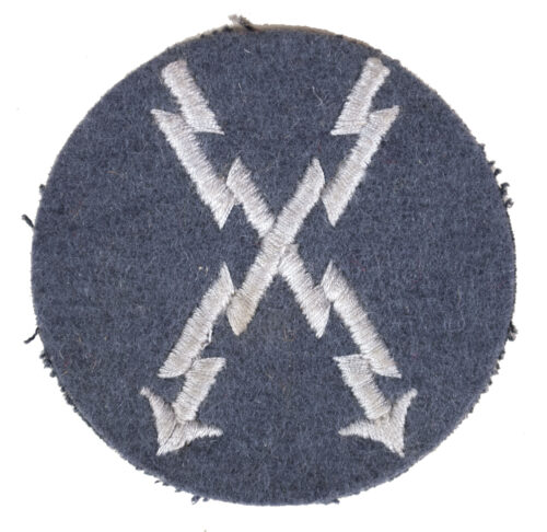 Luftwaffe Qualified Teletype Operator Personnel Trade Badge