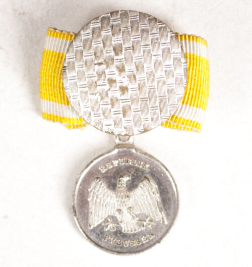Miniature Prussian Rettungsmedaille