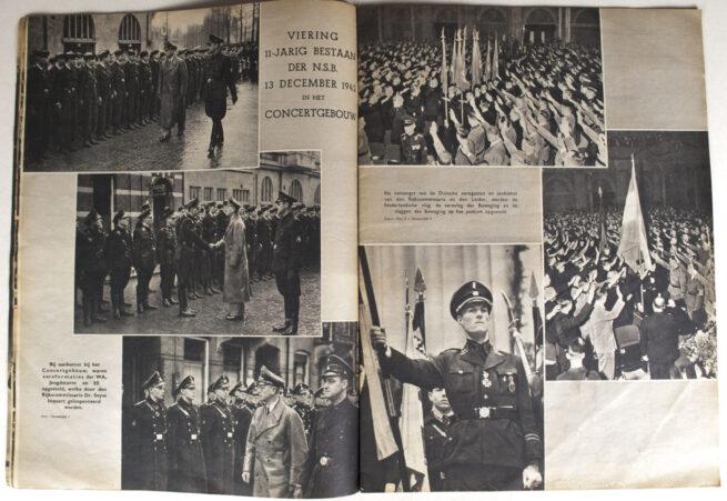 (NSB) Fotonieuws de Spiegel der Beweging 2e jrg Nr. 12