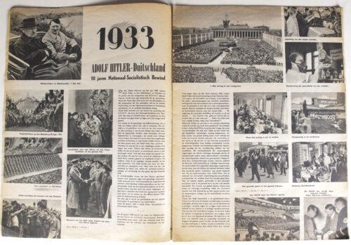 (NSB) Fotonieuws de Spiegel der Beweging 3e jrg Nr. 1