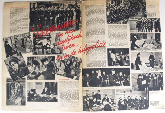 (NSB) Fotonieuws de Spiegel der Beweging 3e jrg Nr. 3 (Gerard Mooyman edition)