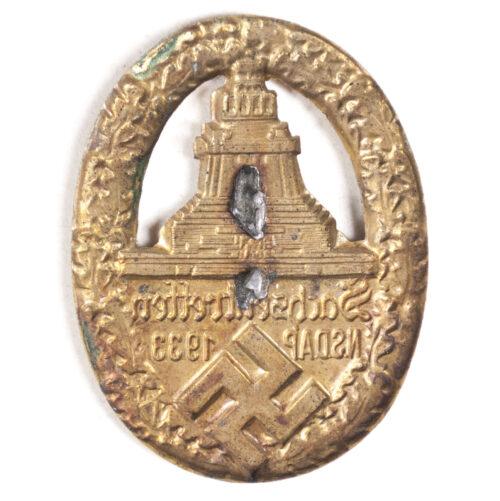 NSDAP Sachsentreffen 1933 (Kyffhauser) abzeichen