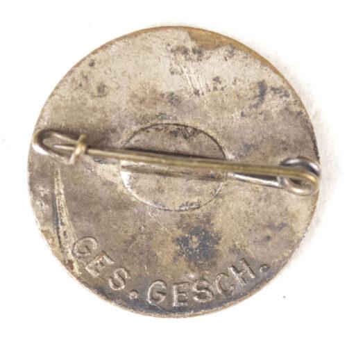 NSDAP memberbadge (GES GESCH)