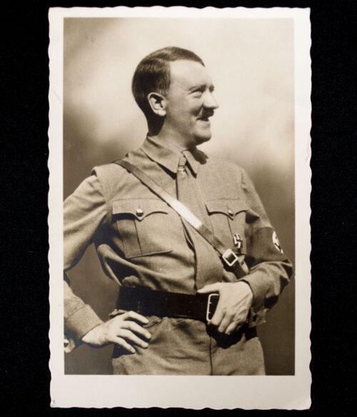 (Postcard) Adolf Hitler (Photo Hoffmann)