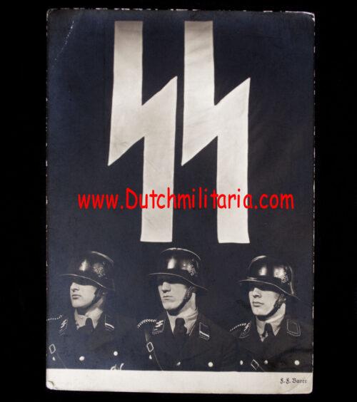 (Postcard) Waffen-SS Meine Ehre Heisst Treue