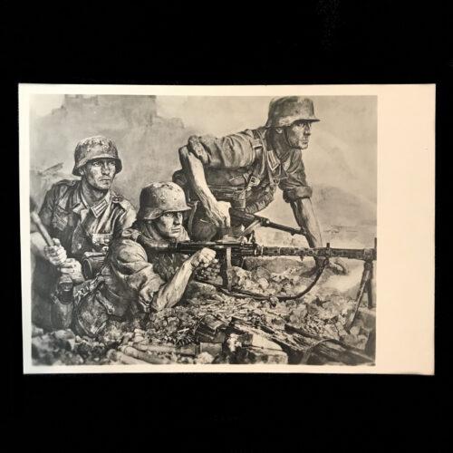 (Postcard) Wilhelm Sauter - L.M.G