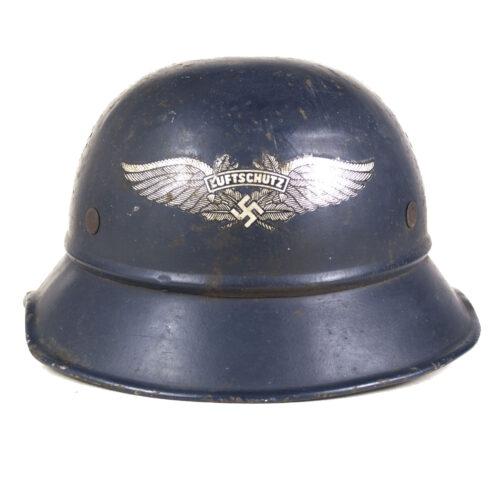 Reichsluftschutzbund Luftschutz Gladiator Helmet size 54