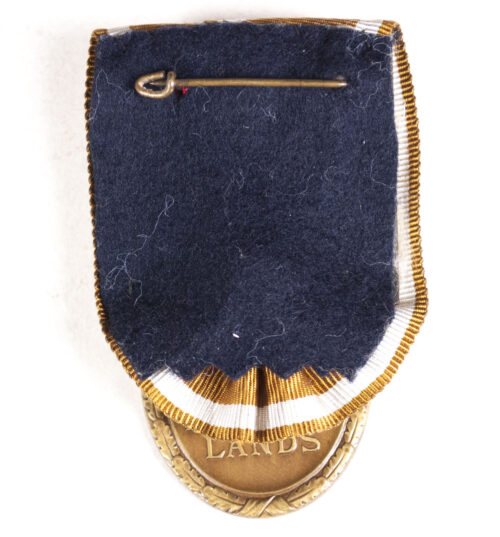 Westwall Schutzwall single mount medal