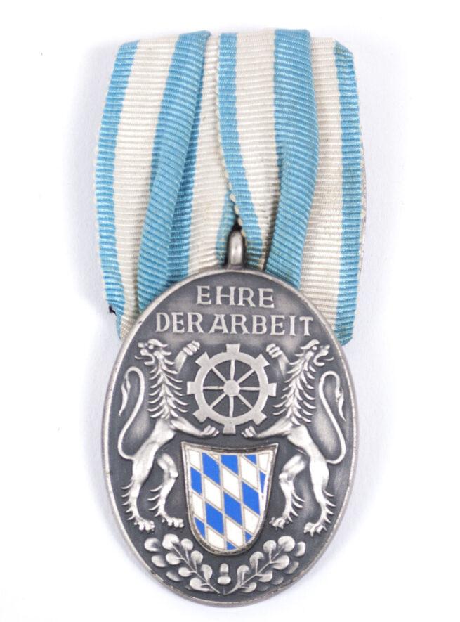 (Bayern Bavaria) Ehrenzeichen des Bayerischen Industriellen-Verbandes + etui