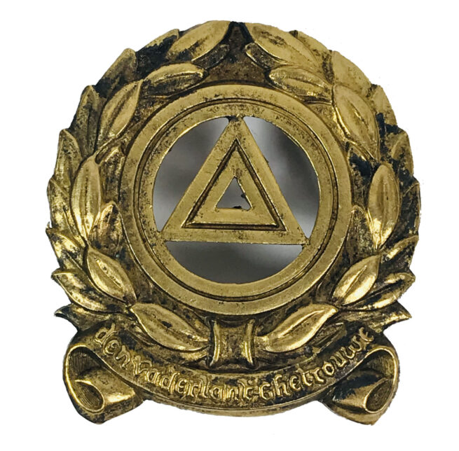 (Belgium) VNV Civil Badge of Merit (1943)