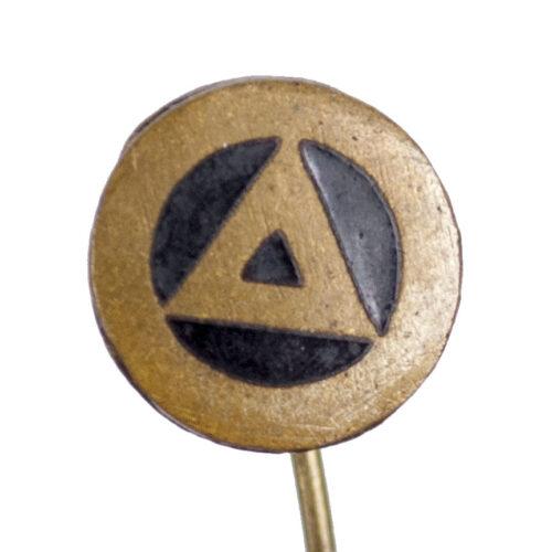 (Belgium) WWII VNV memberbadge stickpin