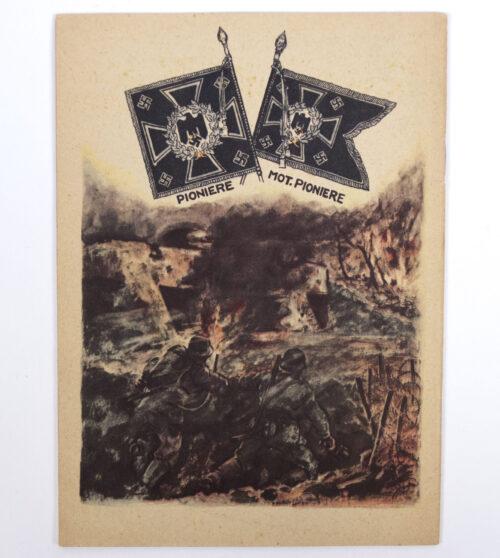 (Brochure) Waffenhefte des Heeres Pioniere