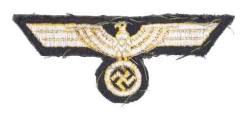 Kriegsmarine Küstenartillerie Brustadler