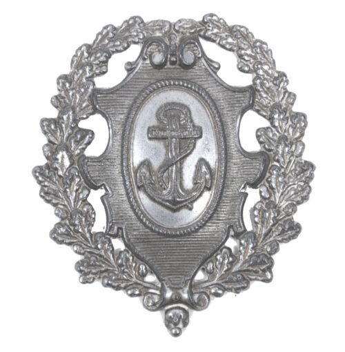 Kriegsmarine Schützenschnur Auflage für Gewehrschützen 4. Stufe