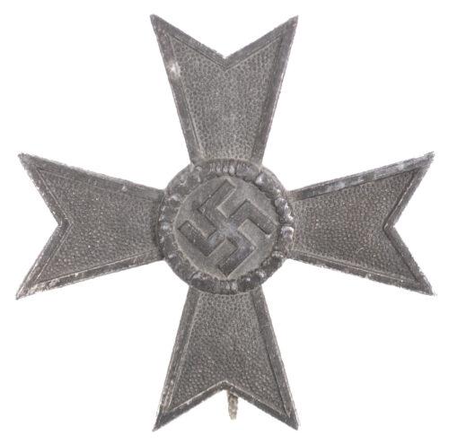 Kriegsverdienst Kreuz Erste Klasse Ohne Schwerter (KVK1) War Merit Cross First Class Without Swords - Maker 3 (Deumer)