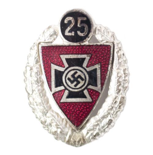 Kyffhäuserbund 25 Year Membership badge