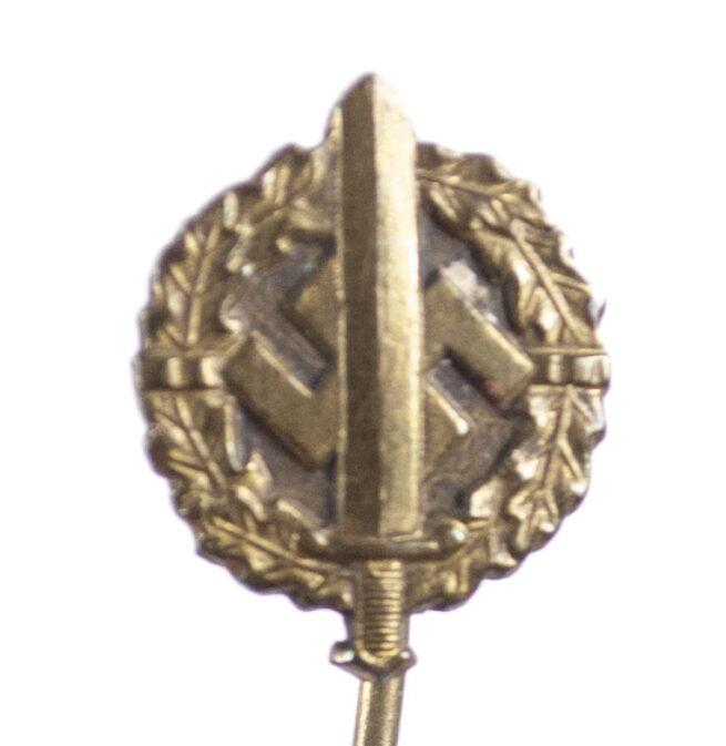 Miniature SA Sportabzeichen SA Sportsbadge stickpin