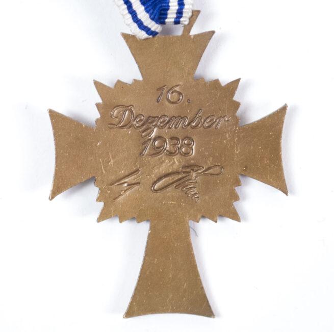 Mutterkreuz bronze / Motherscross bronze