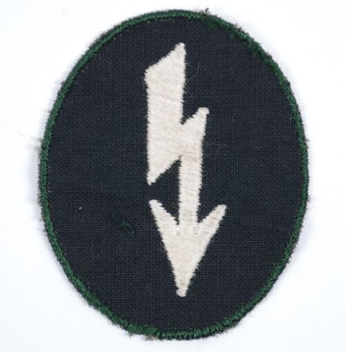 Wehrmacht (Heer) Ärmelabzeichen Funker Infanterie