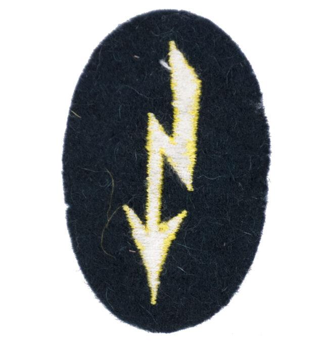 Wehrmacht (Heer) Ärmelabzeichen Funker Nachrichtentruppe