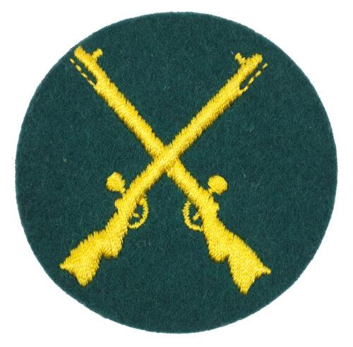 Wehrmacht (Heer) Ärmelabzeichen Waffenfeldwebel