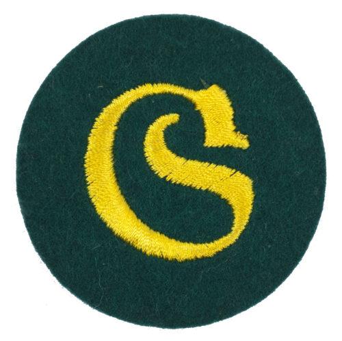 Wehrmacht (Heer) Schirrmeister ärmelabzeichen