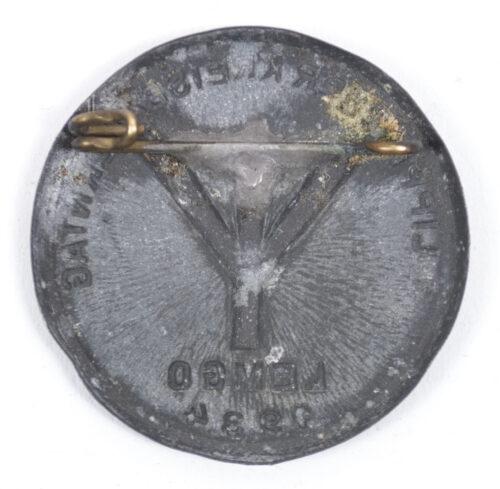 1. Lippischer Kreisbauerntag Lemgo 1934 abzeichen