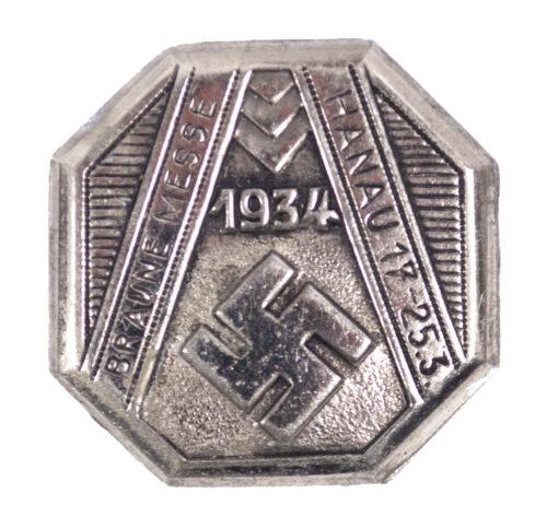 Braune Messe Hanau 17-25-3.1934