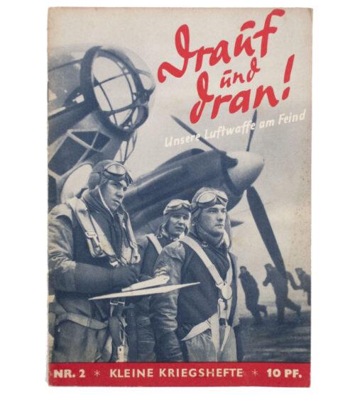 (Brochure) Drauf und Dran! Unsere Luftwaffe am Feind