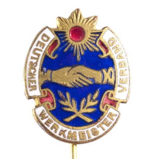 Deutscher Werkmeister Verband Mitgliedsnadel