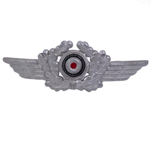 Luftwaffe Schirmmütze Cockarde