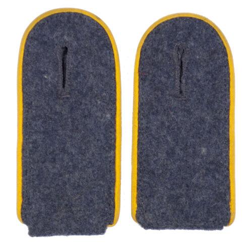 Luftwaffe pair of FlightParatrooper (FliegerFallschirmjager) Shoulder Boards