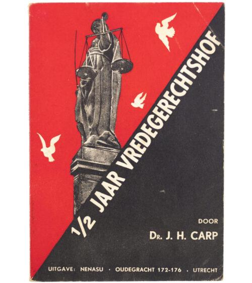 (NSB) 12 Jaar Vredesgerechtshof (1942)