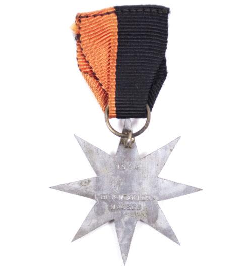 NSB Bloembollenmarsch medaille (1943)